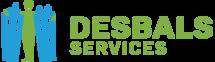 Logo Desbals Services allongé
